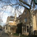 オールド・ニュー・イン(The Old New Inn)−イギリスの家族を感じる暖かいホテル
