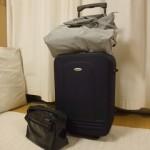 管理人@かずぞうの荷物一式