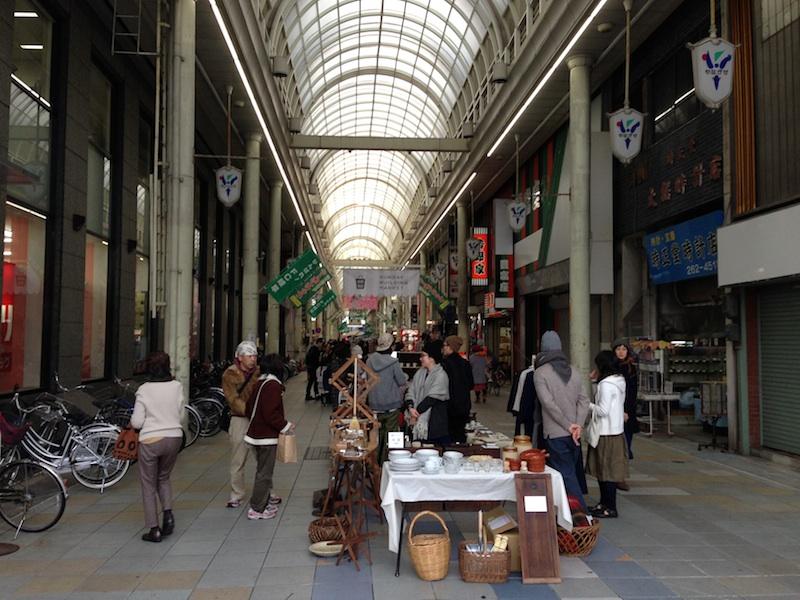 県外の人も楽しめるイベント多数!岐阜の柳ヶ瀬商店街!