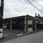 市営駐車場よりコインパーキングの方が安くて便利な近江八幡