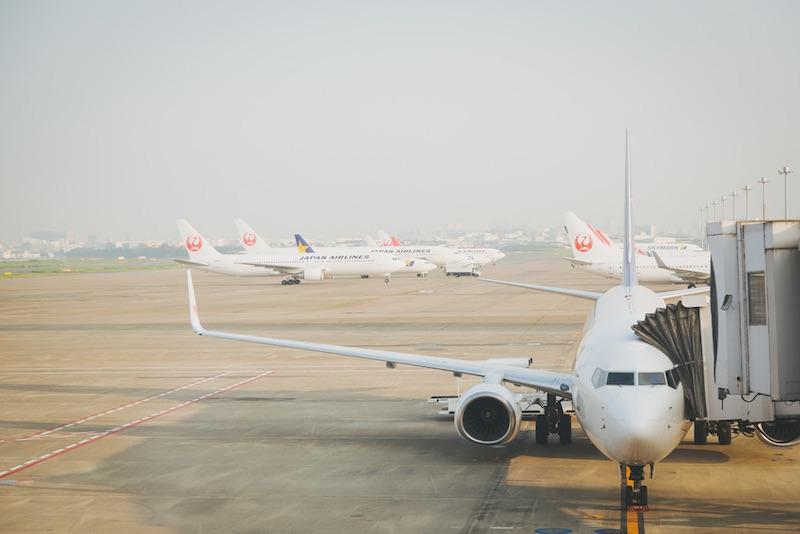 県営名古屋空港から栄や名古屋駅へ向かう方法