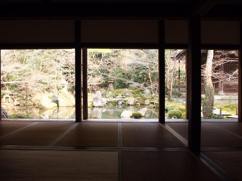 京都紅葉の穴場スポットは蓮華寺で決まり!