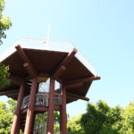 松本を一望できる!のどかな城山公園