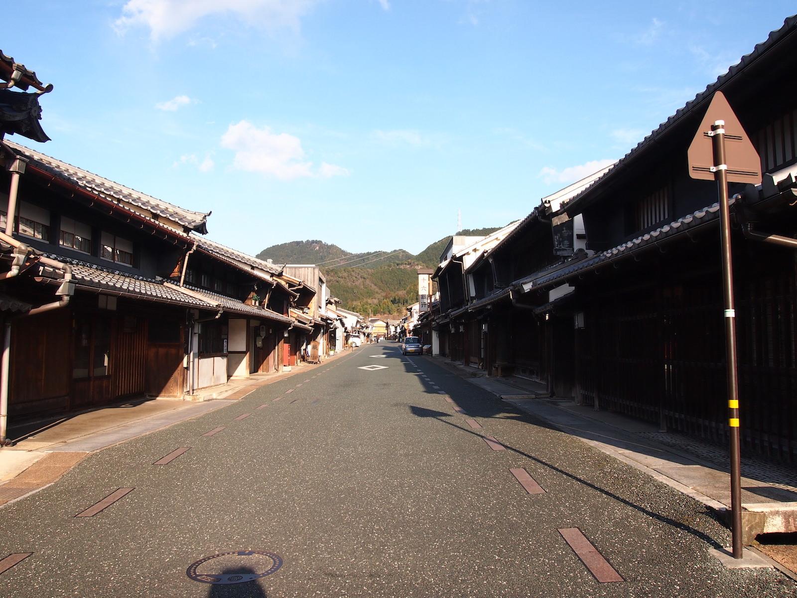 岐阜県美濃市のうだつの上がる町並みを散歩してきました!