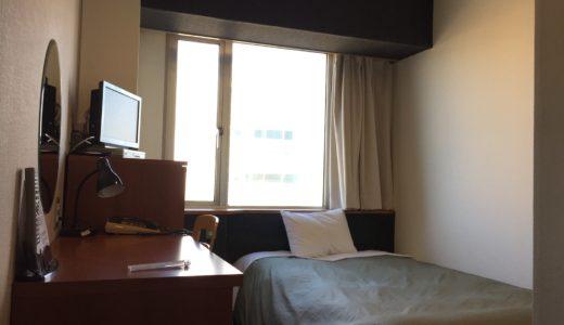 割り切った分だけ宿泊料金が安い−静岡ビクトリヤホテル
