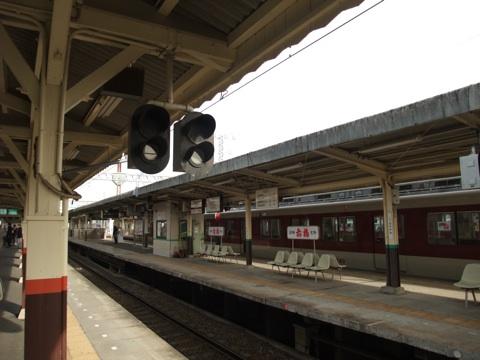 近鉄伊勢中川駅の乗り換えは迷わずスムーズに行おう