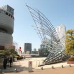 国立国際美術館−展示はよいが交通の便が悪い