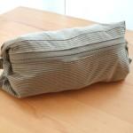 旅行に使える無印良品・タタメルトートバッグ