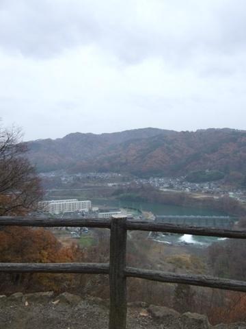 小諸グランドキャッスルホテル−近くの風景(小山敬三美術館)
